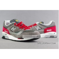 New Balance 1500 Men Grey Red Cheap To Buy