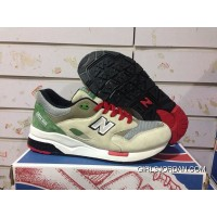 New Balance 1600 Men Beige Copuon Code