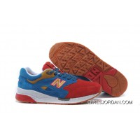 New Balance 1600 Men Blue Red For Sale