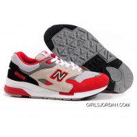 New Balance 1600 Men Red Black Online