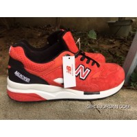 Balance 1600 Men Red New Release