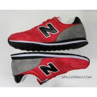 New Balance 373 Men Red Free Shipping