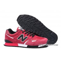 New Balance 446 Men Red Authentic