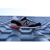 New Balance 515 Men Black Grey Online