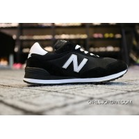 Balance 515 Men Black New Release