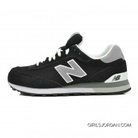 New Balance 515 Men Black Lastest