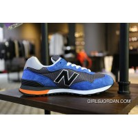 New Balance 515 Men Blue Lastest