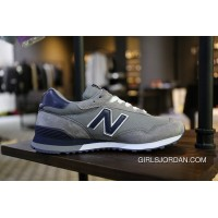 New Balance 515 Men Grey Discount