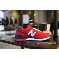 New Balance 515 Men Red Discount