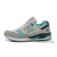 New Balance 530 Men Grey White Top Deals