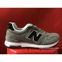 New Balance 565 Men Grey Discount