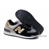 New Balance 576 Men Black Authentic