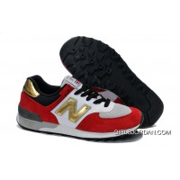 Balance 576 Men Red New Style