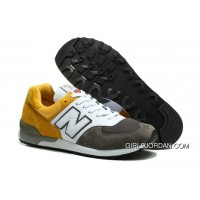 Balance 576 Men Yellow Grey New Release