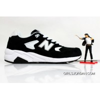 New Balance 580 Men Balck Lastest
