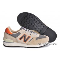 New Balance 670 Men Beige Discount