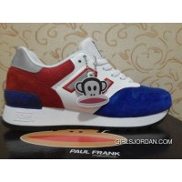 Balance 670 Men Blue Red New Style