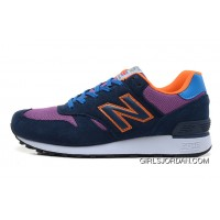 New Balance 670 Men Deep Blue Purple Authentic