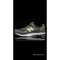 New Balance 798 Men Grey Lastest