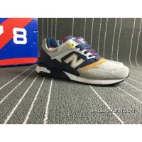 Balance 878 Men Light Grey Blue New Release