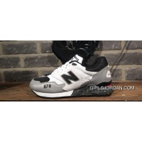 New Balance 878 Men White Black Super Deals