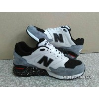 New Balance 878 Men White Black Copuon Code