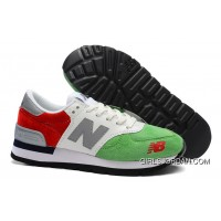 Mens Balance Shoes 990 M007 New Release