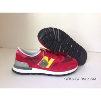 New Balance 990 Men All Red Free Shipping