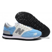 New Balance 990 Men Blue White Copuon Code