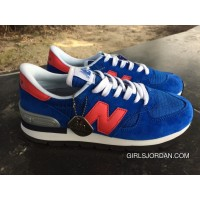 New Balance 990 Men Blue Lastest