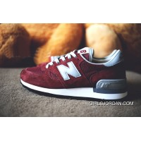 New Balance 990 Men Red Online