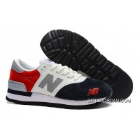 New Balance 990 Men White Red Discount