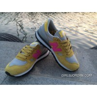 New Balance 990 Men Yellow Super Deals