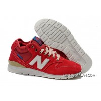New Balance 996 Men Red Cheap To Buy