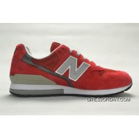 Balance 996 Men Red New Style