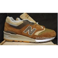 New Balance 997 Men Brown Cheap To Buy