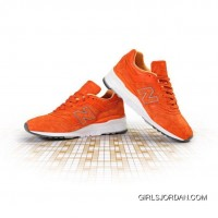 New Balance 997 Men Dark Orange Best