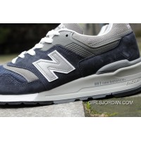 New Balance 997 Men Grey Copuon Code