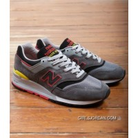 New Balance 997 Men Grey Authentic