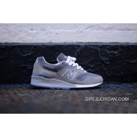 New Balance 997 Men Grey Discount