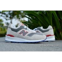 New Balance 997 Men Grey Super Deals