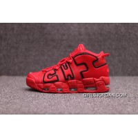 Discount Nike Air Channels Plus Uptempo Be Big Air Pippen | Jordan 3 Red Black | 138-600