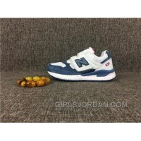 New Balance 530 For Kids Children Nb530 KV530GPP Kids Blue Beige Authentic