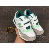 New Balance 530 KV530GGP Mint Kids Nb530 Best