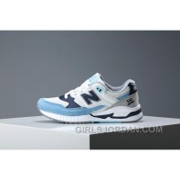 New Balance 530SD White Blue Pig Leather Women/men 2017 New Lastest