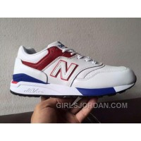2016 New Balance 997.5BBK 997 998 American Flag White Red Blue For Sale