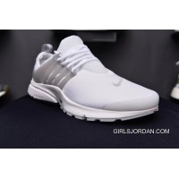 The King Of The Nike Air Presto Essential Original Classic 848187-101 Super Deals
