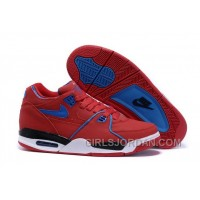 Nike Air Flight '89 University Red/Game Royal Sports Mens Basketball Shoes Online