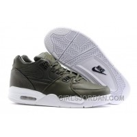 NikeLab Air Flight 89 Olive Green Mens Basketball Shoes For Sale