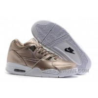 NikeLab Air Flight 89 Vachetta Tan/White/Vachetta Tan Mens Basketball Shoes Lastest